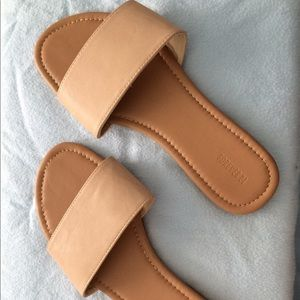 Forever 21 sandals, never worn. Size 9.